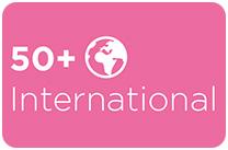 50+ International